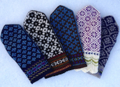 Latvian Mittens - 4 hr - SOLD OUT