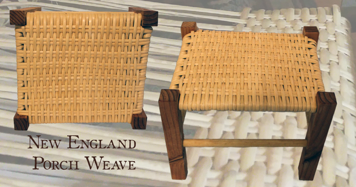 New England Porch Weave